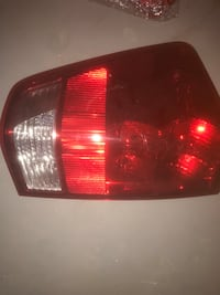 Nissan Titan 2004 back lights Manassas, 20110