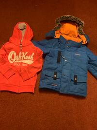 Kid jacket and sweater  Barrie, L4N 5X5