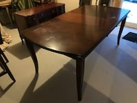 1 leaf extension dinning table  Newmarket, L3X 3H4