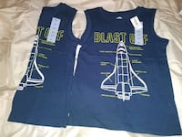 Toddler boys tank (1 sold) Houston, 77091
