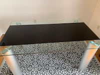 Tempered Glass Dinning Table