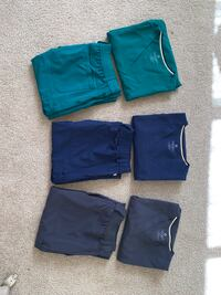 3 Infinity Scrubs for $100