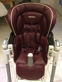 Excellent condition Peg Perego Prima Pappa Best high chair