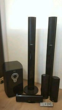 Vestel 5+1 home theater system
