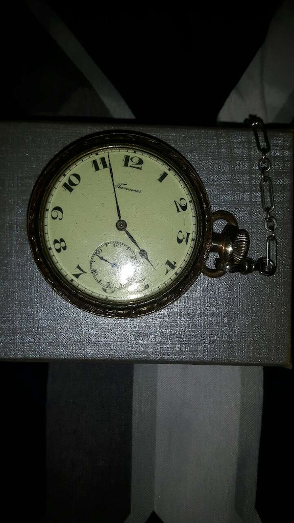 8b54f55a0 Used 1904 Swiss pocket watch for sale in Calgary - letgo