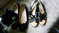 2 pair Size 10m Softspots Shoes Barely Worn Berlin Center, 44401