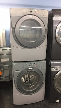 Warranty and Delivery - Washer / Dryer Set  Toronto, M3J 3K7