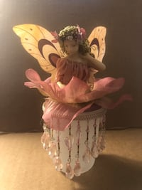 Fairy figurines. Perfect for little girls room or additions to someone's collection. Sold together. 3 items. $15 or best offer Baltimore, 21222