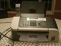 Brother IntelliFax-1960c Color Inkjet Fax with 5.8 Vienna, 22180