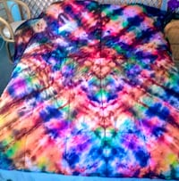 Tie dyed duvet Whitewater, 92282