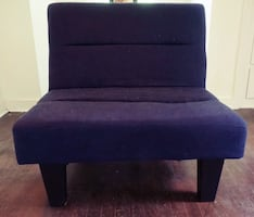 Convertible Chair & Ottoman