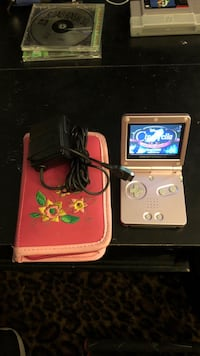 Game Boy advance SP AGS-101 pearl pink Thousand Oaks, 91360