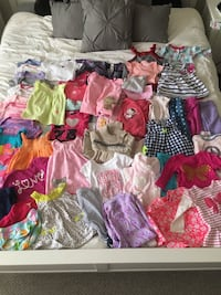 Baby girl clothing lot London, N6B 3T4