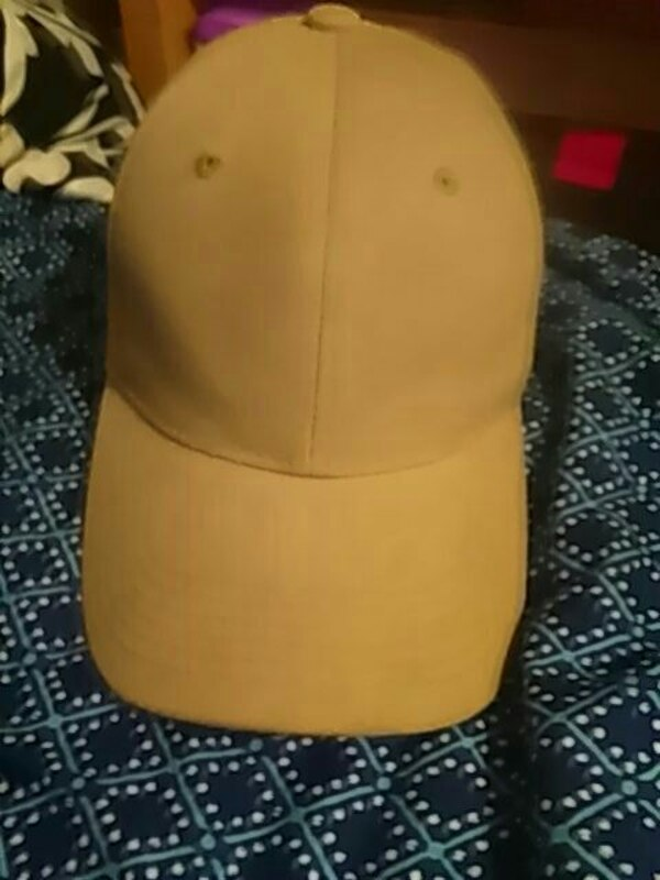Used yellow fitted cap for sale in Grand Prairie - letgo 6cf408abf4e