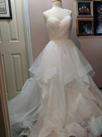Alfred angelo size 12 wedding gown San Dimas, 91773