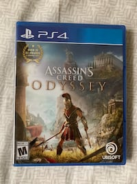 New Assassins Creed Odyssey Sony PlayStation 4 sealed Fairview, 97024