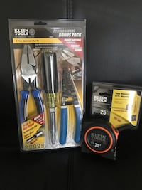Klein tools for Electrician. 31 km