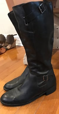 Black leather boots Hobe Sound, 33455