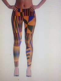 Tribal print leggings  Toronto, M3M 1A4