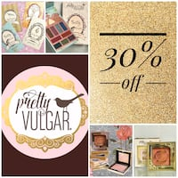 Vintage Inspired Cruelty Free Makeup 30% OFF