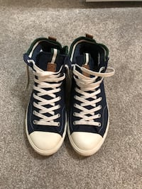 Lacoste Hightop Sneakers size 10 Burnaby, V5C
