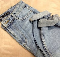 Jeans Mom Fit Bershka Talla 36 Ciudad Real, 13003