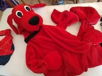 Clifford costume Springfield, 22153