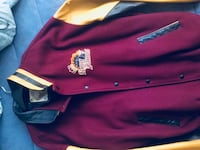 XL Lebron James varsity jacket  Toronto, M9W 1W1