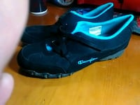 pair of black-and-blue champion snickers101 Abilene, 79603