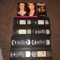 VHS TAPES 50 cents EACH Wylie, 75098