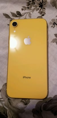 Yellow iPhone Xr  Kitchener