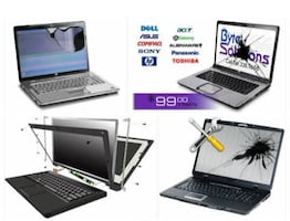 laptop screen replacement & PC repair Services