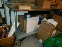 2 Stainless Steel Utility Tables with Casters West Hollywood, 90048