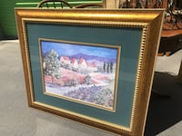 Beautiful framed wall art! Make me an offer! I also may trade :)   Whittier, 90601