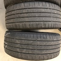 Gomme Dunlop 225/45/17 estive Iseo, 25049