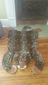 Kids stuffed animal rugs or could use for pet dog beds