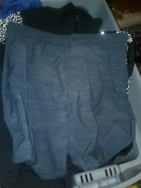 women's gray shorts Victoria, V9B 1E6