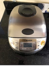 Zojirushi Rice Cooker 5 cup Los Angeles, 90026