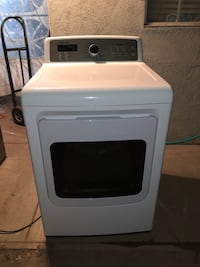 Samsung dryer and washer set  Jurupa Valley, 92509