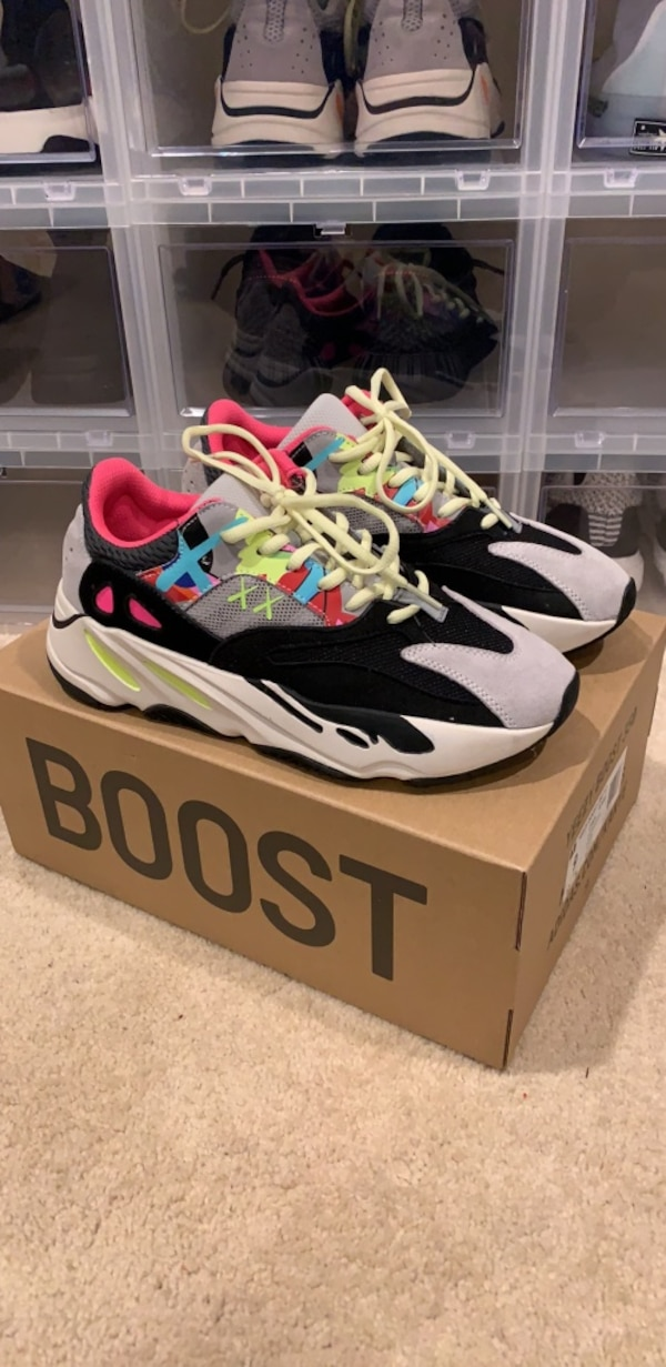 finest selection 6f559 73299 Yeezy Boost 700 Kaws Colab Concept Size 8.5