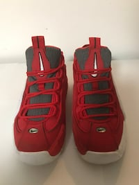 Air Max Penny 1s Varsity Red Size 5Y