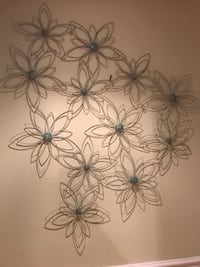 Metal wall decor Candiac, J5R 4B6