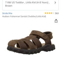 Stride Rite sandals Falls Church, 22043