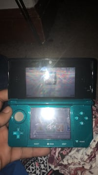 Black nintendo 3ds with game cartridge. Works perfectly fine don't use it anymore. No lower than 25$ Front Royal, 22630