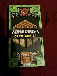 Minecraft the card game ? Modesto, 95351