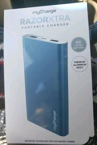 Portable charger  brand new  Fort Lauderdale, 33316