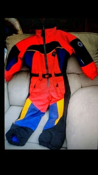 Obermeyer MINT Snowsuit size 5 boys Manchester, 03103