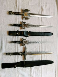 Collector knives Council Bluffs
