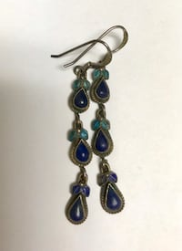 Vintage sterling silver earrings  Leon Valley, 78238