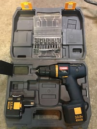 black Ryoal power drill Nampa, 83651